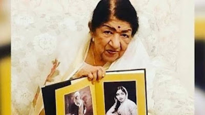 Lata Mangeshkar Joins Instagram See Her First Post