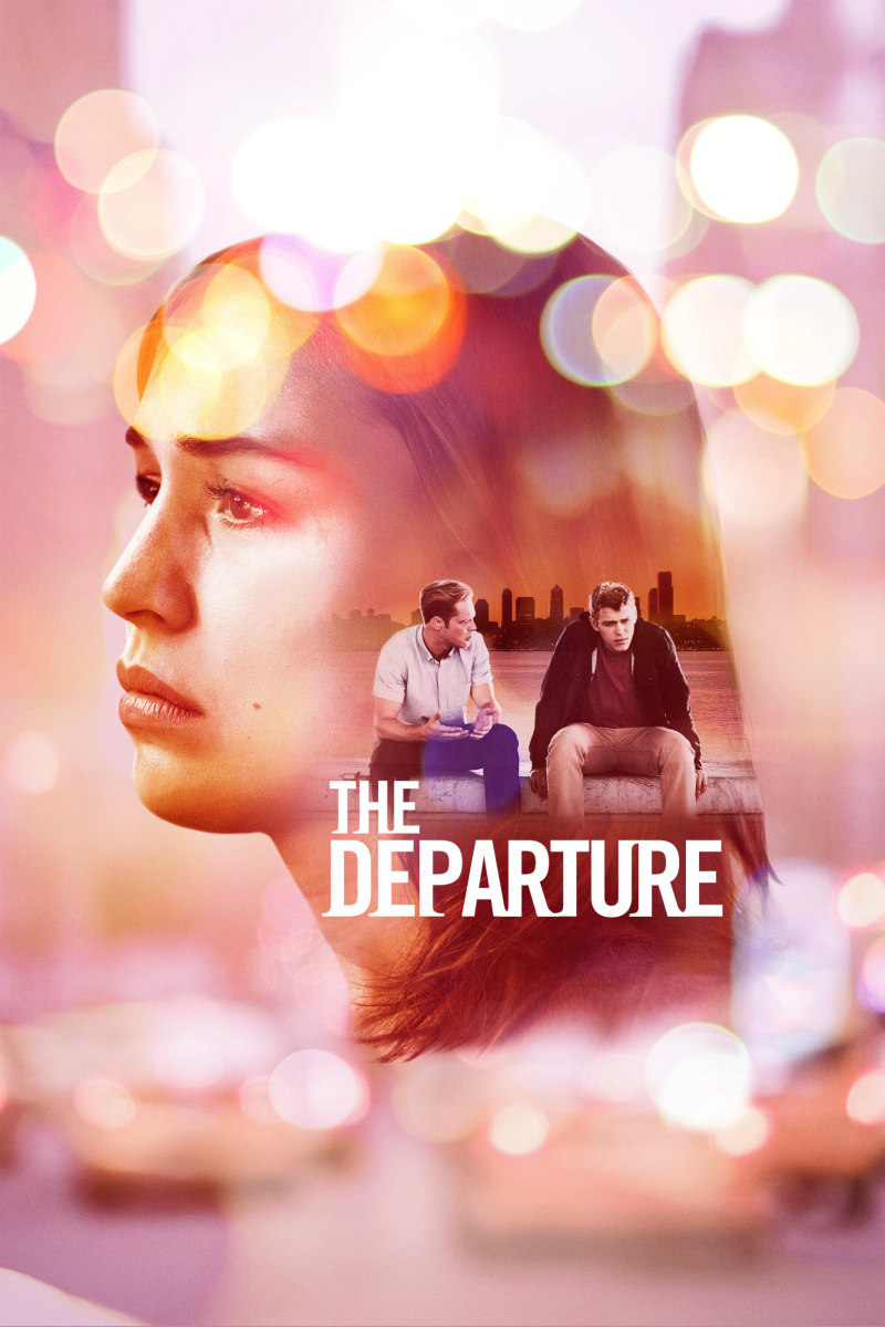 the departure film poster
