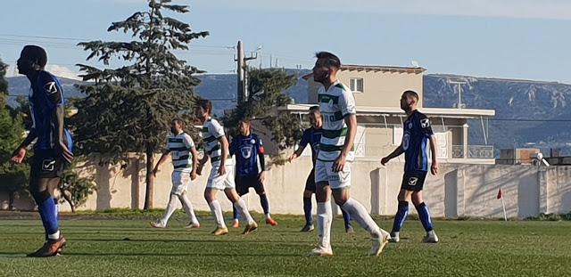 Ηττήθηκε 2-1 ο Παναργειακός από τον Ασπρόπυργο