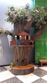 Mr. Dressup Treehouse CBC Studios