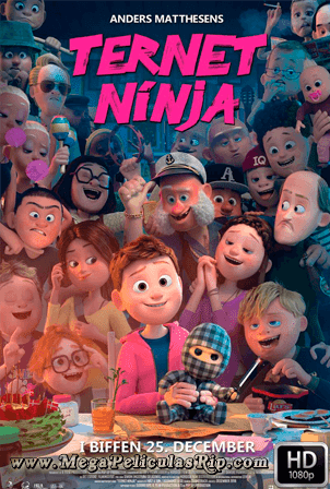 Ninja A Cuadros [1080p] [Latino-Danes] [MEGA]