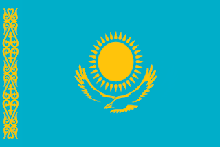 Kazakhstan (Republik Kazakhstan) || Ibu kota: Astana