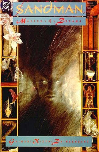 The Sandman #1 comic pic