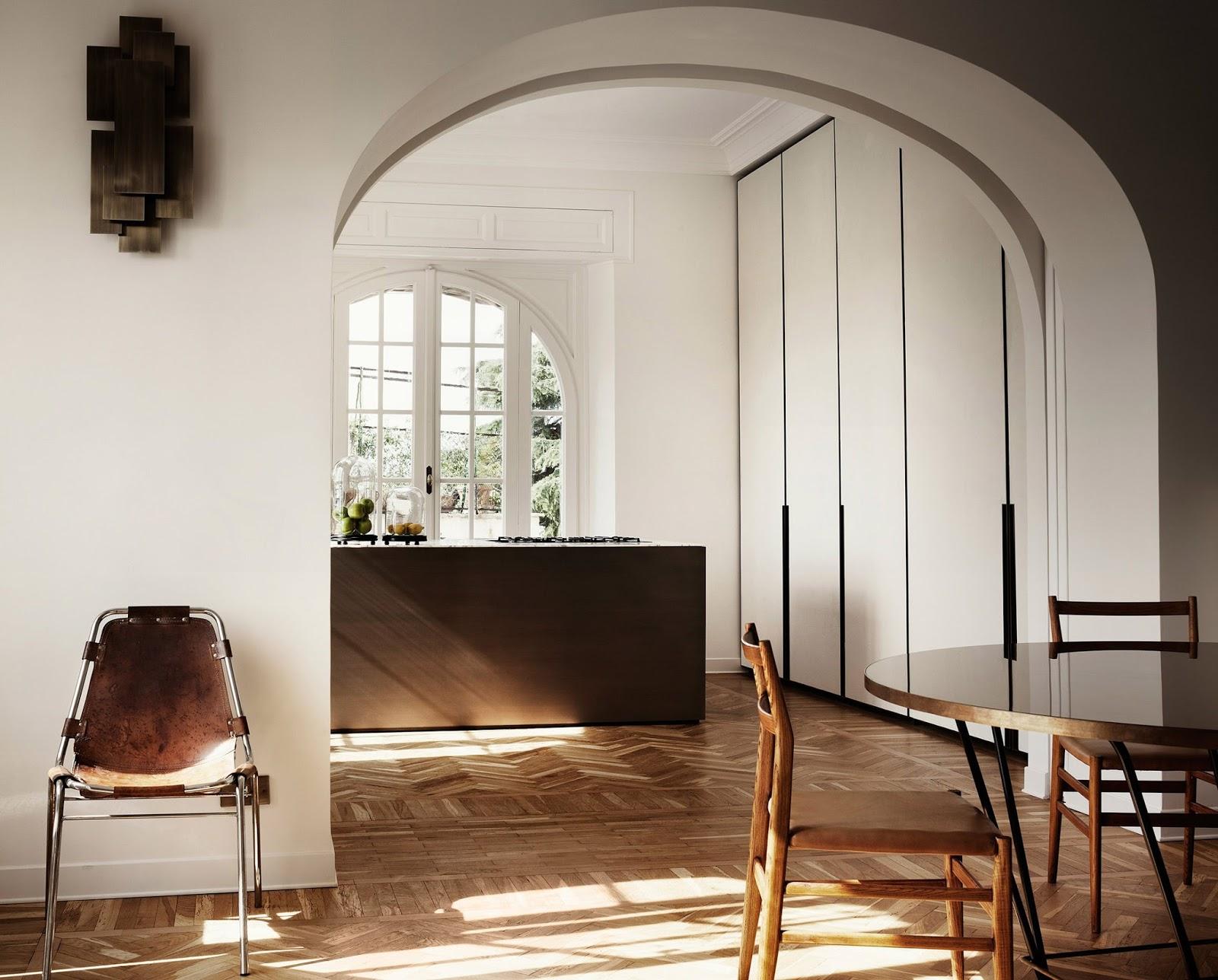 Ufficio Classico Moderno : Appartamento con vista mozzafiato su roma by quincoces dragò arc