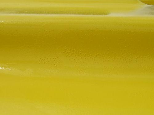 bubbles in enamel paint