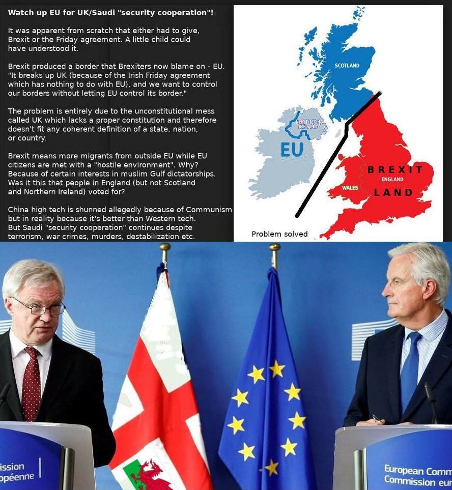 UK/Saudi cooperation a threat to people in EU and UK