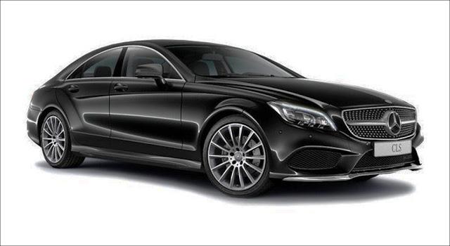Mercedes CLS 500 4MATIC 2019
