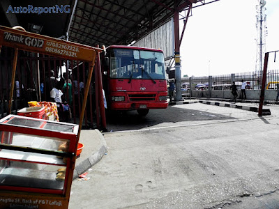Obalende BRT Park: Bad Maintenance Culture Or Sheer Wickedness? (Photos)