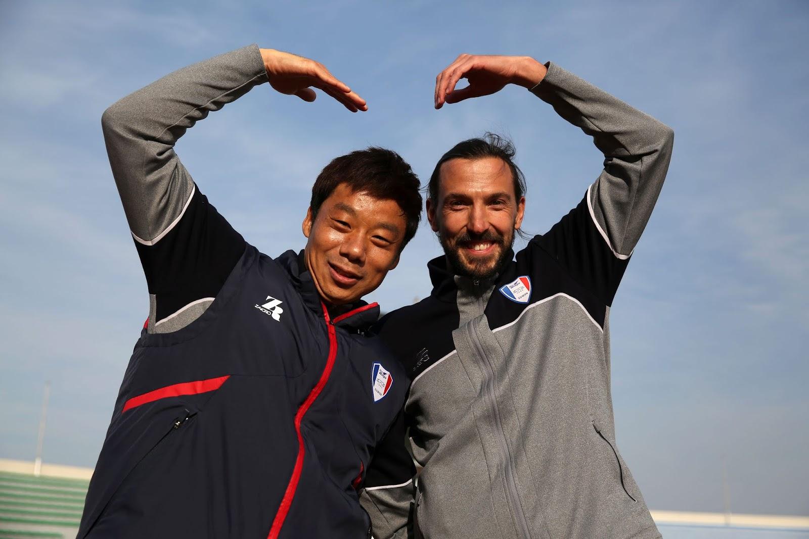 News: Dejan Damjanović and Yeom Ki-hun Re-Sign with Suwon Bluewings