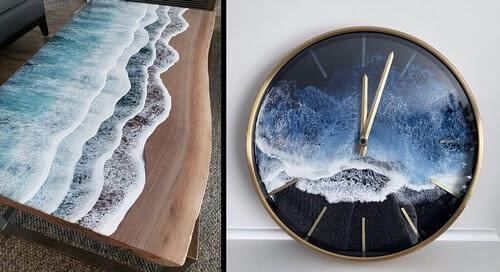 00-Rivka-Wilkins-Realistic-Ocean-Resin-Paintings-www-designstack-co