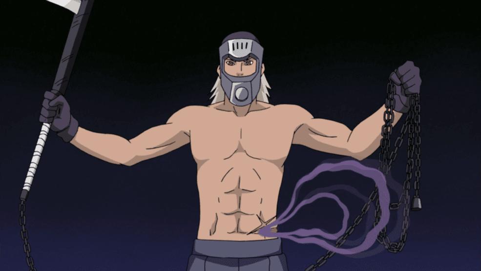 7 Fakta Hanzo Salamander, Pemimpin Amegakure di Naruto