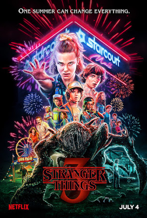 Poster Of Stranger Things 2019 Watch Online Free Download