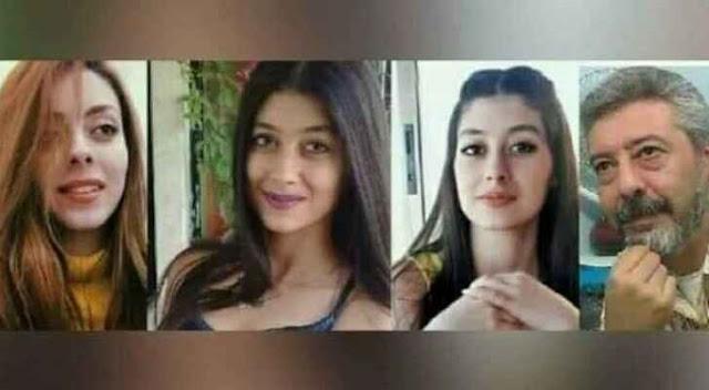 بالصور: أب يقتل بناته الثلاثة بطريق بشعة وينتحر ... تفاصيل!