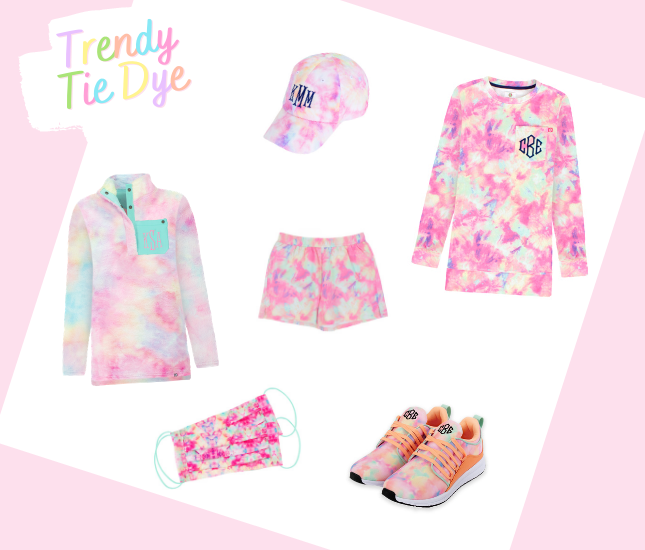 Trendy tie-dye styles to perfect for spring from Marleylilly.com