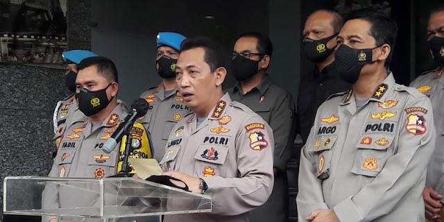 Ini Harapan Masyarakat Tangsel Kepada Mantan Kapolda Banten Yang Jadi Calon Tunggal Kapolri