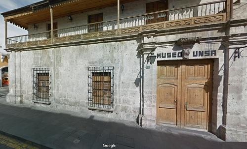 Museo de la Universidad Nacional de San Agustín