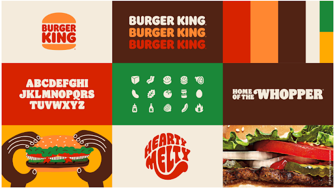 Burger King Changed It's Logo After 20 Years!