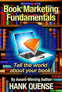 Book Marketing Fundamentals (Author Blueprint) by Hank Quense  - book promotion