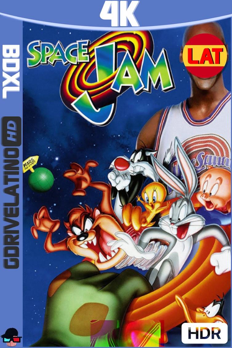 Space Jam : El Juego del Siglo (1996) BDXL 4K HDR Latino-Ingles ISO
