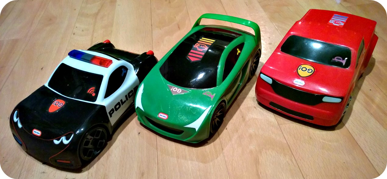 Little Tikes Touch and Go Racers