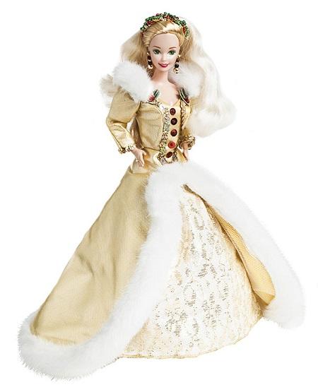 Barbie Coleção Feliz Natal 1994