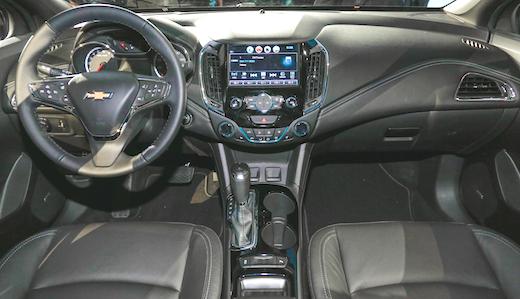 2019 Chevrolet Cruze Specs