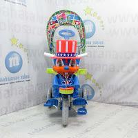 Sepeda Roda Tiga Royal RY8782C Magician Kanopi