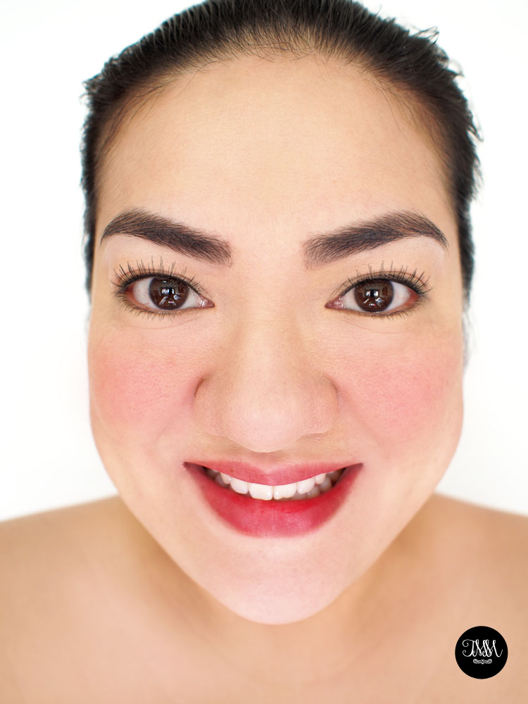 The Body Shop Geisha Doll Lip And Cheek Stain Review