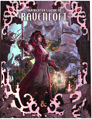 Ravenloft cover