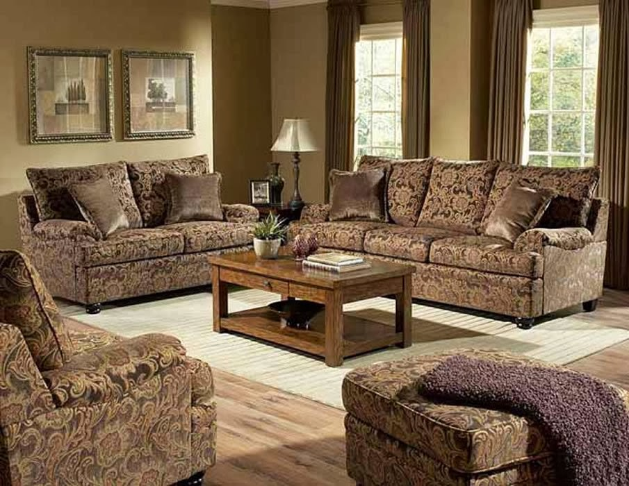 10 Desain Sofa Ruang Tamu Keren