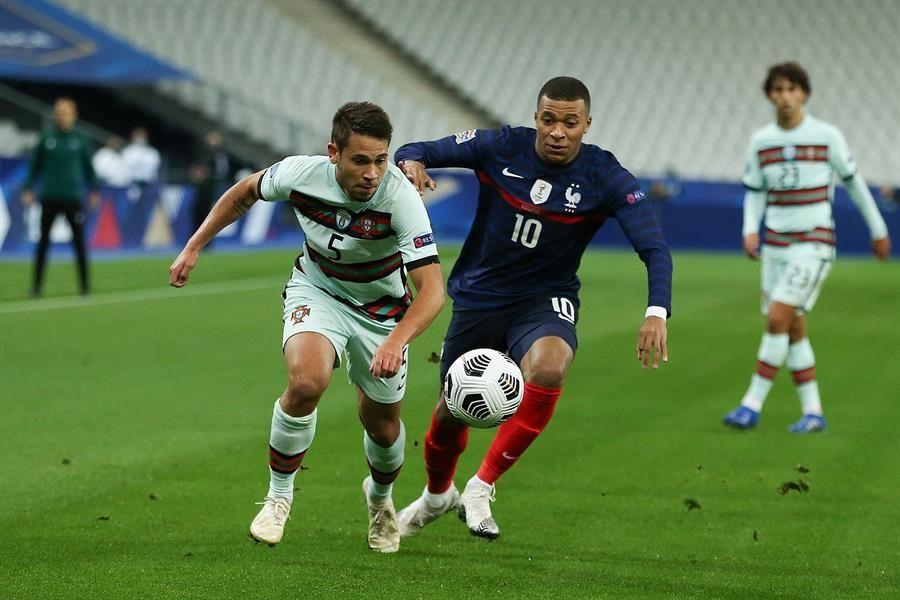 Francia Portugal UEFA Nations League