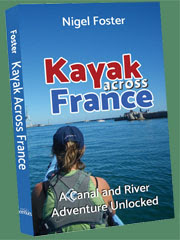 Kayak acros France