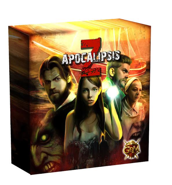 Apocalysis Z (box)