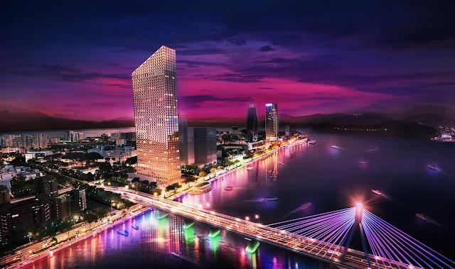 Phối cảnh dự án marriot Đà Nẵng