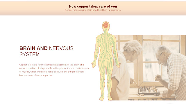 How Copper Takes Care 4