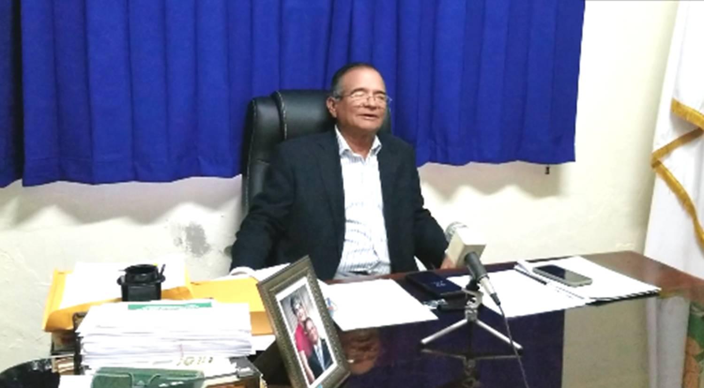 Alcalde Tito Buenos anuncia amplio programa de bacheo, asfaltado en Navarrete