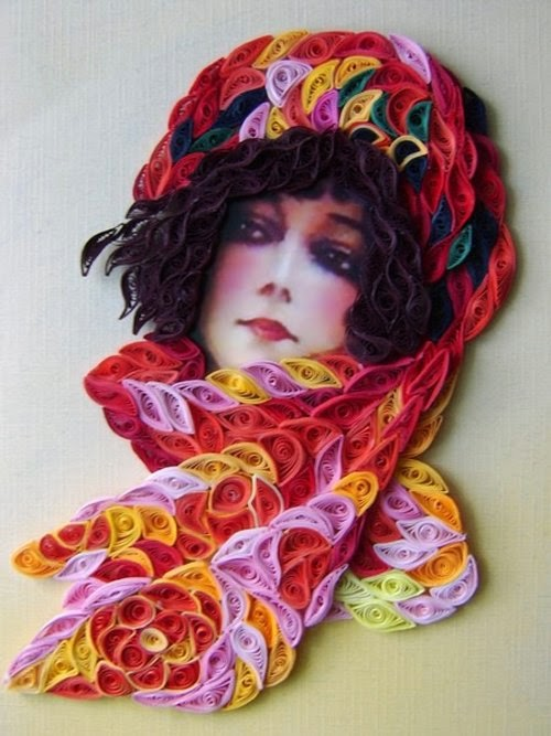 16-Eugenia-Evseeva-Quilling-Paper-&-Photo-Portraits-www-designstack-co