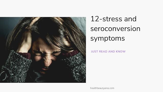 Acute stress symptoms