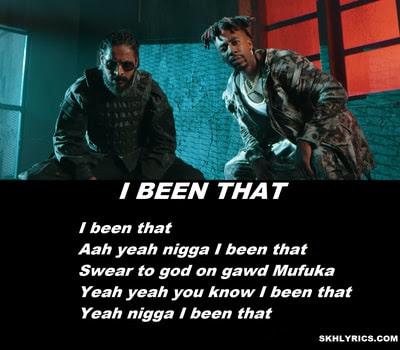Emiway X Dax New Rap Song 2019 - I Been That Lyrics