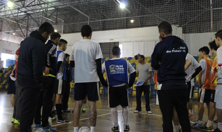 870dc031fcb65 Novo Futsal SJP  Retomada! Com novidades