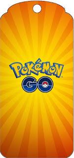Pokemon Go: Para marcapaginas