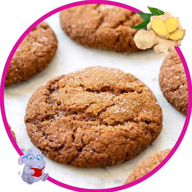 An all-time favorite the Ginger Snaps is as yummy to taste as it is to smell. Whip up a batch and enjoy.