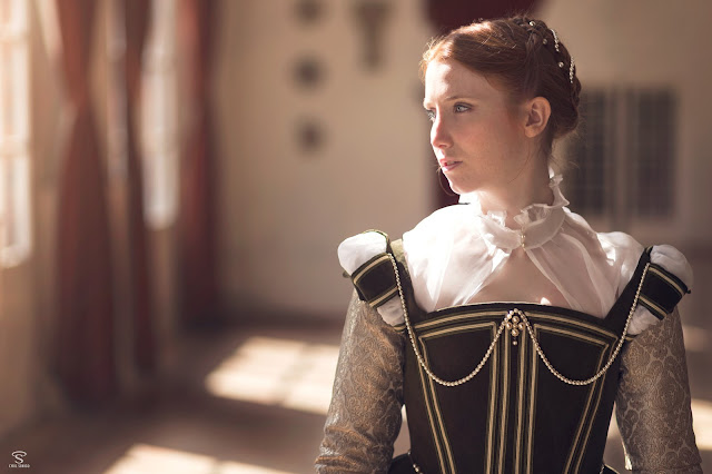 1560 renaissance dress