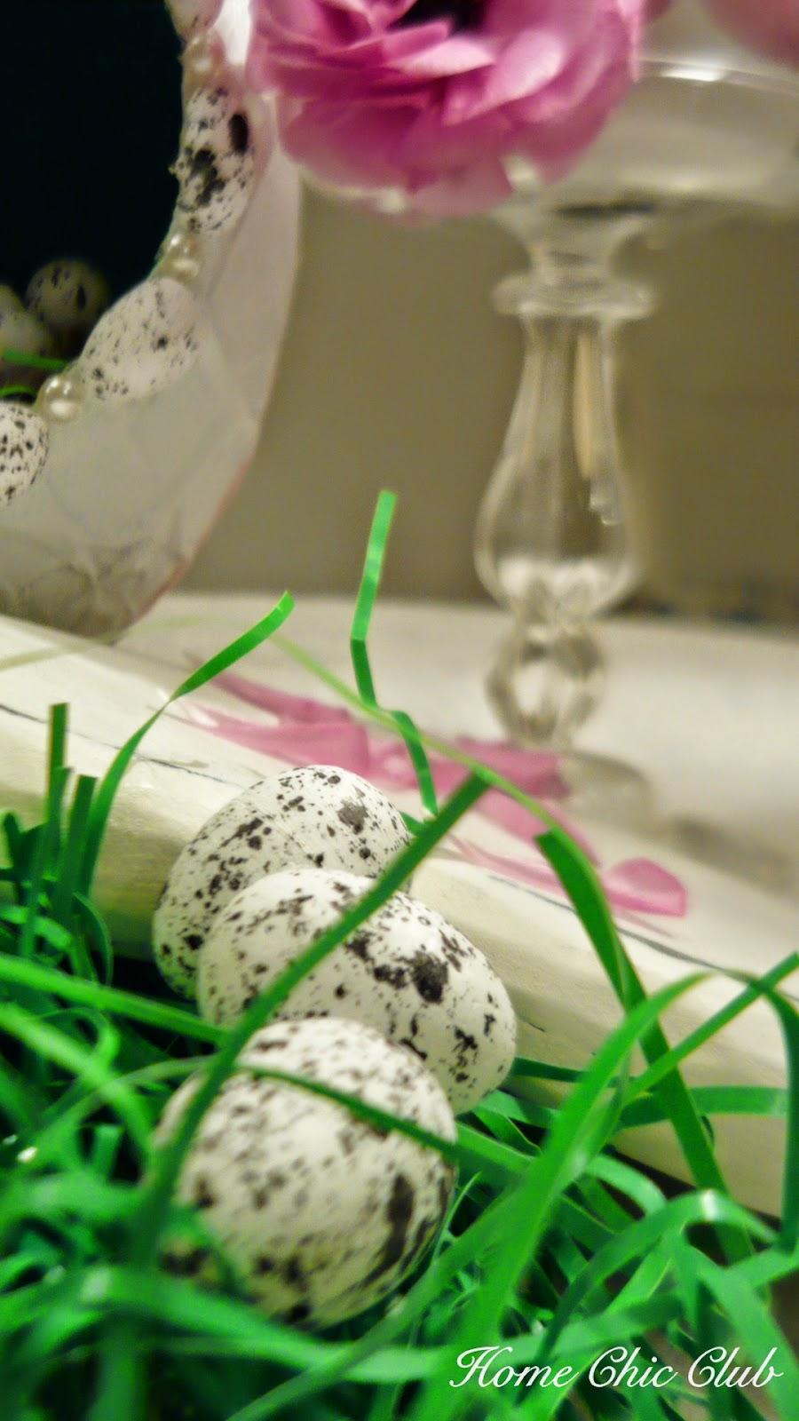 DIY Paper mache Easter Egg
