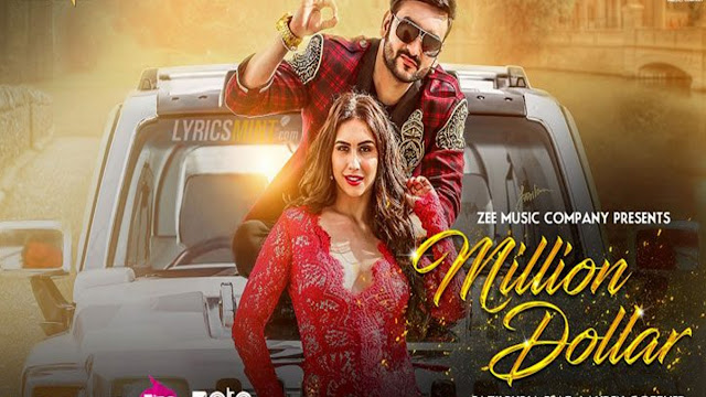 Million Dollar Lyrics Fazilpuria & Lauren Gottlieb