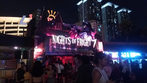 Night Of Fright 7 Di Sunway Lagoon