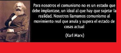 Karl Marx. El comunismo.