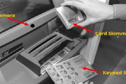 Kartu ATM Anda Tertelan Atau Tidak Mau Keluar, Waspada Kejahatan Mengintai, Ini Langkah Amannya
