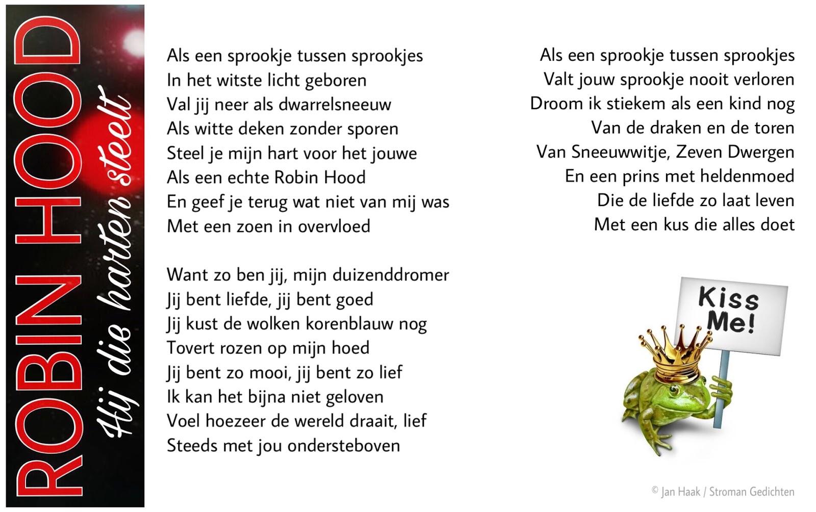 Stroman Gedichten Robin Hood