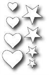 Simon Says Stamp LARGE HOLIDAY SHAPES Craft Dies